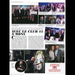 Business et solidarité avec le Club 44 à Mons