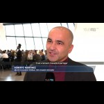 Football - Roberto Martinez invité d'honneur du Club 44