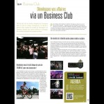 Developpez vos affaires via un Business Club